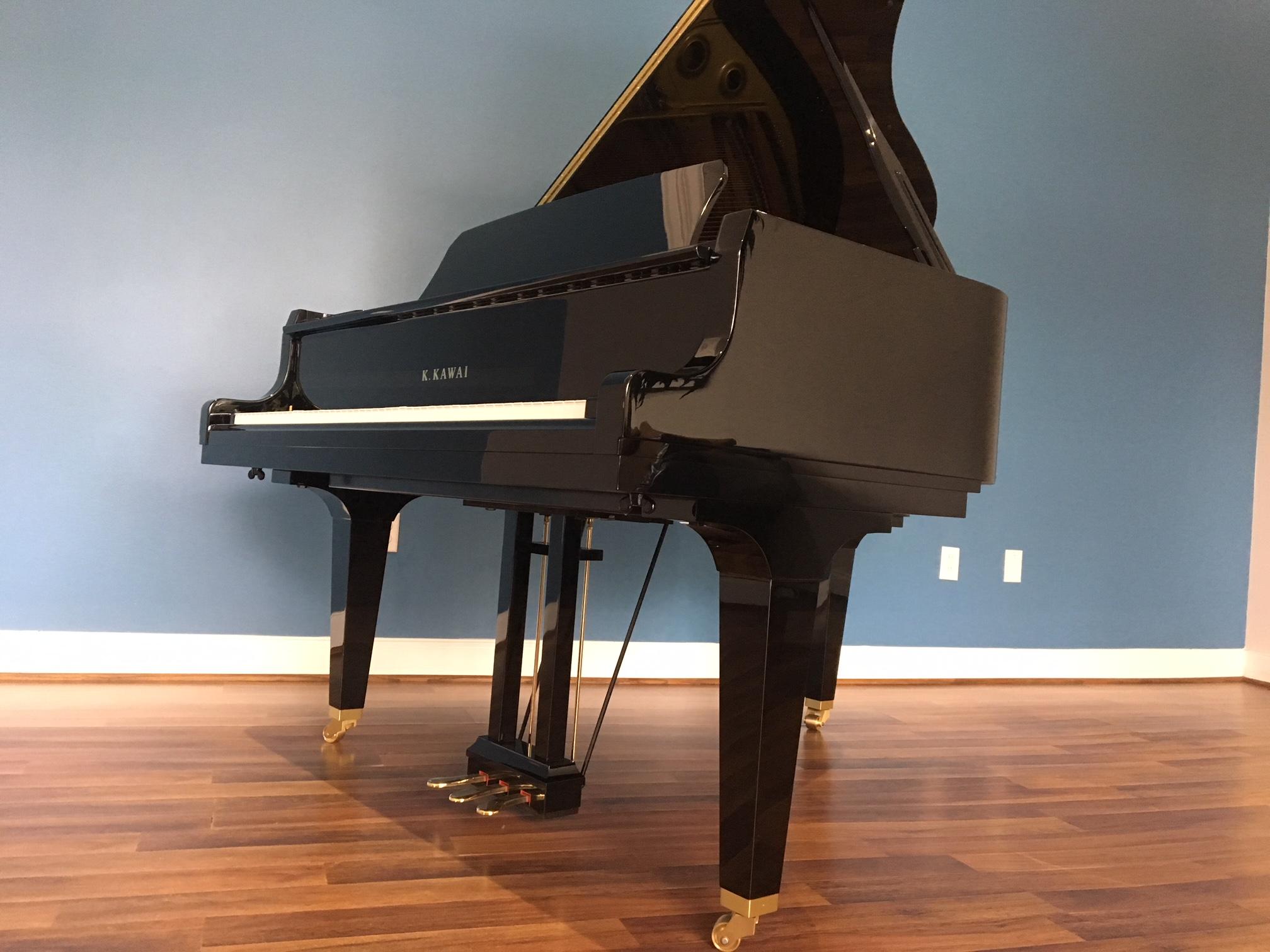 Kawai Salon Grand Piano – Freeburg Pianos