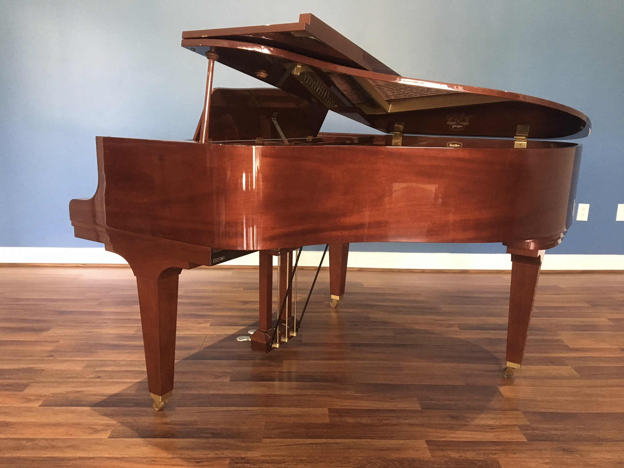 Kawai GE-1 Baby Grand – Freeburg Pianos