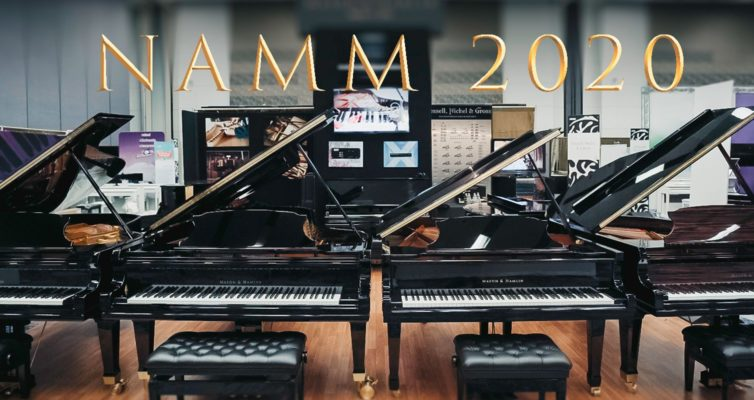 Attending the 2020 NAMM Show – Part One